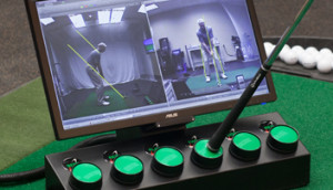 Golf Indoor Training Instructions
