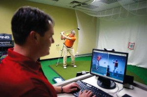 Golf Professional Training Lessons